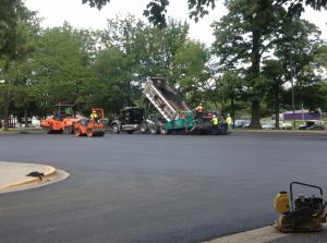 MONTGOMERY COUNTY COMMUNITY COLLEGE MILLING AND ASPHALT PAVEMENT PROJECT
