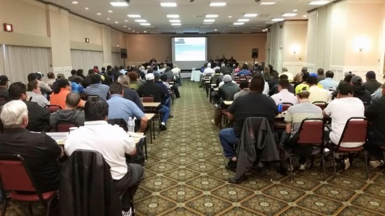 FINLEY ASPHALT HOSTED ITS FIRST ANNUAL SPRING ORIENTATION