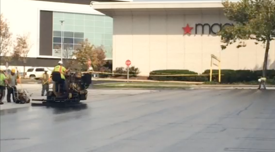 Westfield Mall in Bethesda, MD