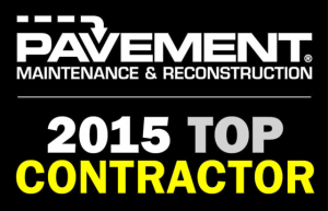 FINLEY ASPHALT REMAINS PAVING ELITE AS ONE OF THE NATION'S TOP CONTRACTORS
