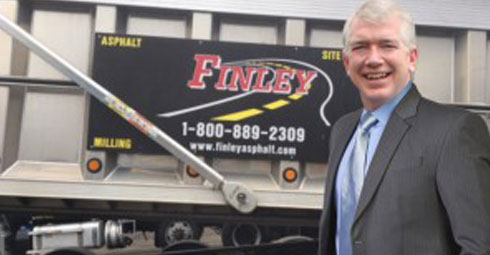 Finley Asphalt & Concrete's Newly Elected Chief Operating Officer & 2018 Corporate Upgrade