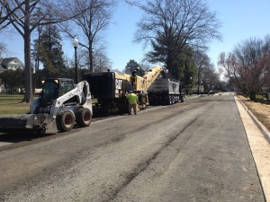 STREET WIDENING PROJECT FOR CITY OF MANASSAS