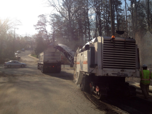 OLD LYNCHBURG ROAD PROJECT