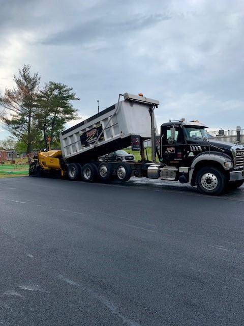 Asphalt Milling and Parking Lot Paving in Manassas VA
